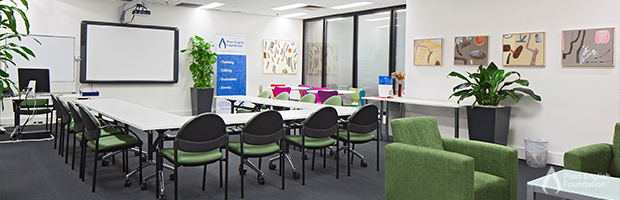 Plain English Foundation training room Sydney